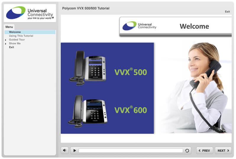 Polycom VVX 500:600 Tutorial