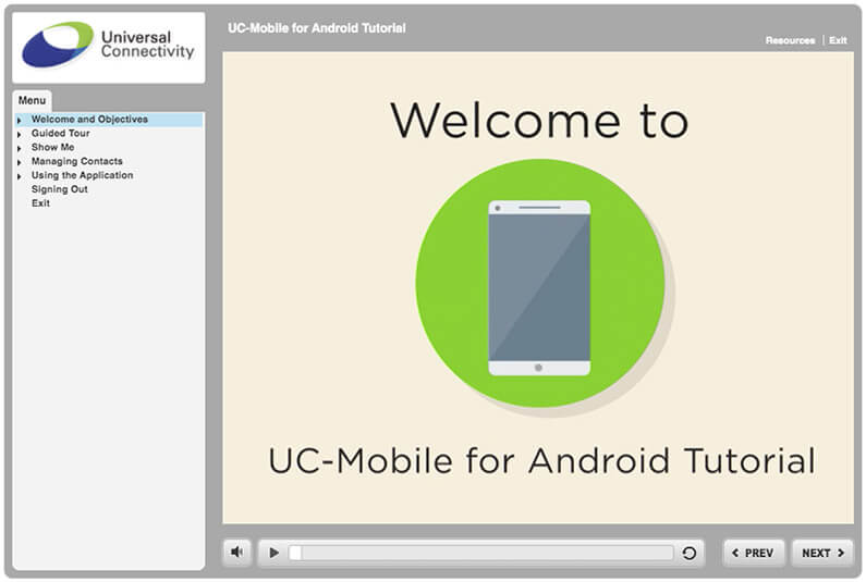 UC Mobile for Android Tutorial