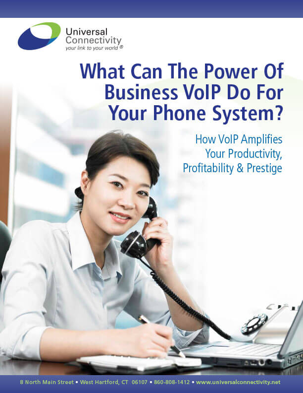 The Power of Business VoIP White Paper