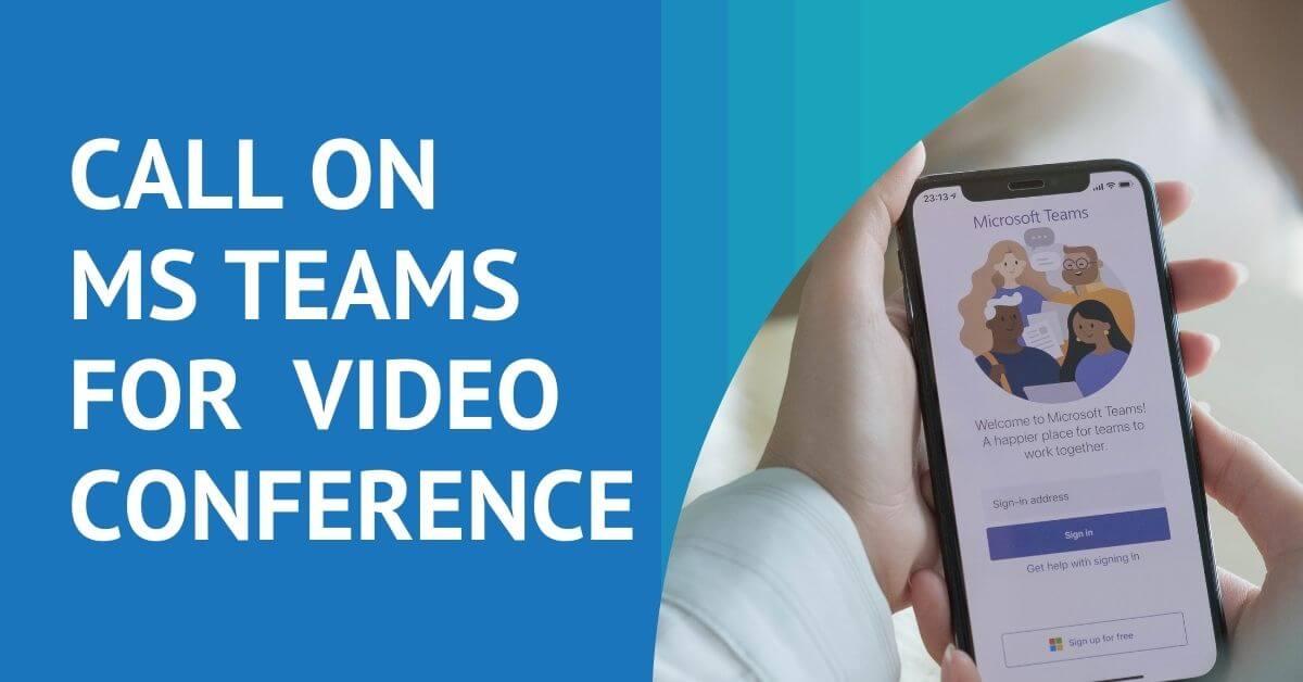 Universal Connectivity Microsoft Teams Video Conferencing