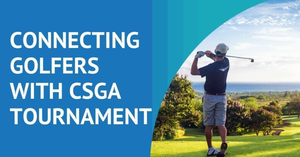 Universal Connectivity Sponsors CSGA Tournament