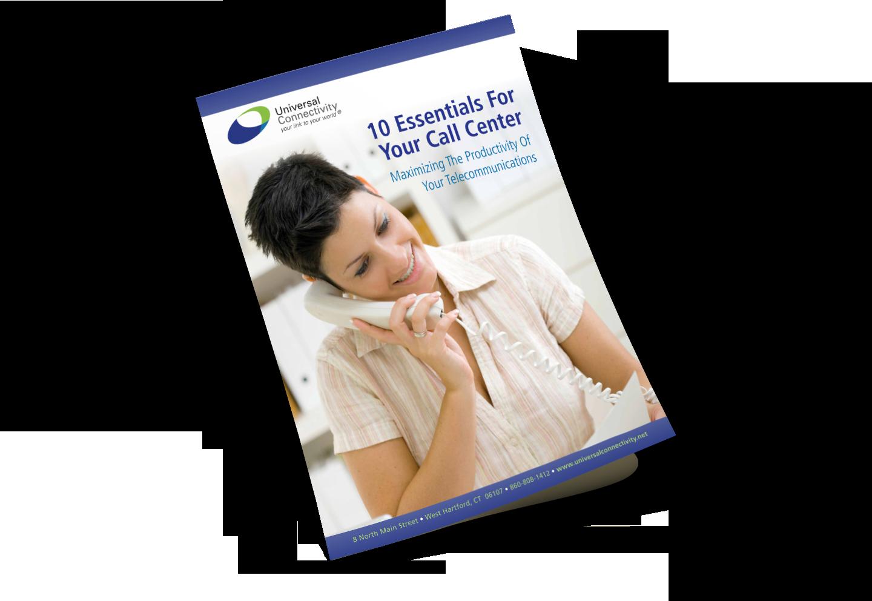 Call Center Essentials White Paper Wide Promo