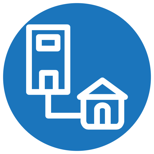 business VoIP phone service icon